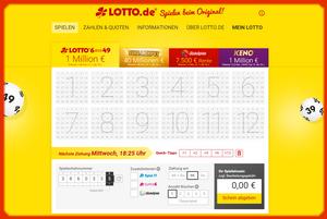 Lotto.de Umfassende Überprüfung